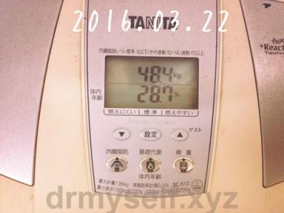 0322の体重