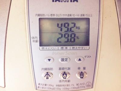 03-08 の体重